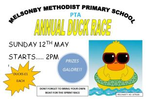 Melsonby Duck Race 2013